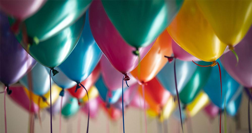 Birthday balloons, Du sollst den Tag nicht vor dem Abend loben